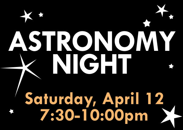Astronomy Night at the Park