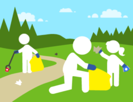 Rotary-Marietta-East-Cobb-Park-Clean-up